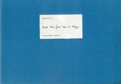 Filliou  0059 robert  mistr blue  from day to day ed. brussel hamburg%281%29