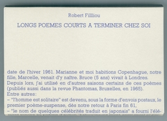 Filliou  0074 robert   longs poemes courts a terminer chez soi%281%29