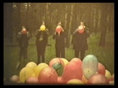 Monastyrski andrey collective actions group  the balloon 1977 still2