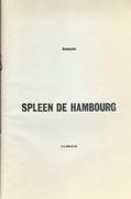 Vercruysse  jan  spleen de hambourg  1985
