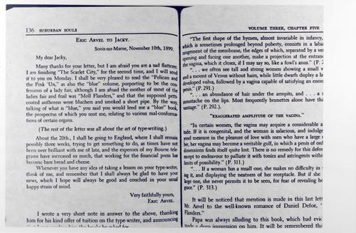 Vercruysse  jan  the art of typewriting  1989 1990