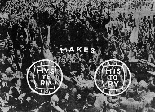 Vree  paul de  hysteria makes history  1973