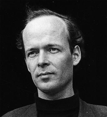 Gerhard von graevenitz 1966 portrait