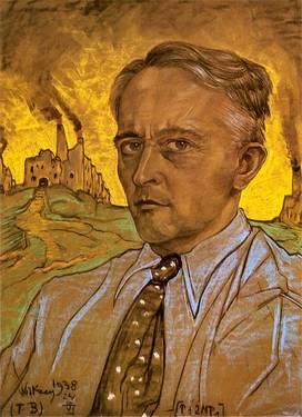 Witkacy autoportret 1938