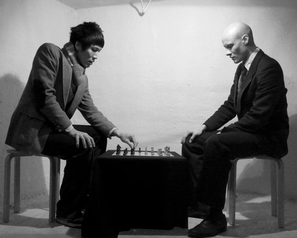 Duchamp vs fischer match 3