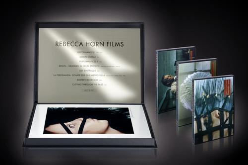 Rebecca horn films 2