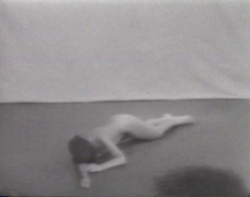 Marina abramovic freeing the body  1976 still 1
