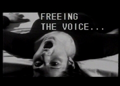 Marina abramovic  freeing the voice  1976 still1