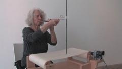 Simone forti  reconstruction face tunes  2012 still1