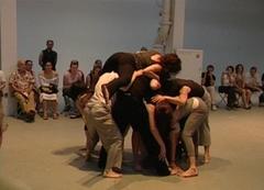 Simone forti  an evening of dance constructions  2004 still1