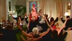 Adrian piper  shiva dances with the art institute of chicago  2004 still1
