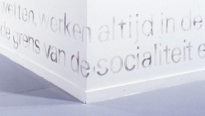 Osmolovski   anatoli  slogans  2003 foto a4a vzw