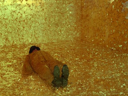 Death of james lee byars