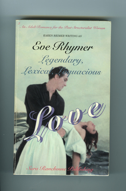 Eve rhymer legendary lexical loquacious love  1996 front