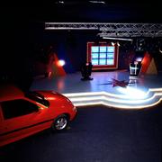 Bijl  guillaume  tv quiz dekor  1993 foto syb'l. s.   pictures