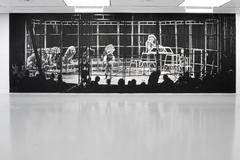 Craigie horsfield  circus  placa de torros la monumental  photom hkaclinckx 3