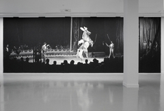 Craigie horsfield  circus  placa de torros la monumental  2010  photo m hkaclinckx