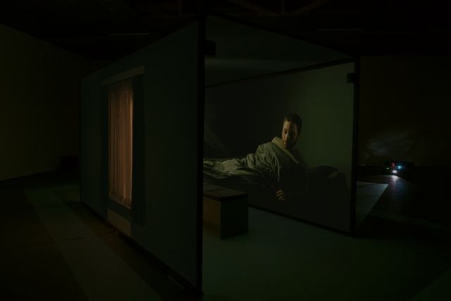 Night fever installation view %28waking up 2%29
