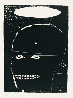 Nat woodcut 1982