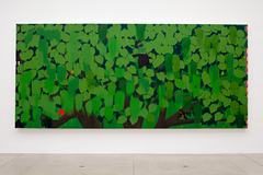 Kerry james marshall  s afraid of red  black and green series   2012  foto wolfgang thaler courtesy rennie   collection 2