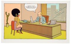 A black woman small
