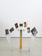 Anthea hamilton   leg chair %28jane birkin%29  2011