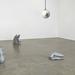 Pennacchio argentato   time to rise exhibition view