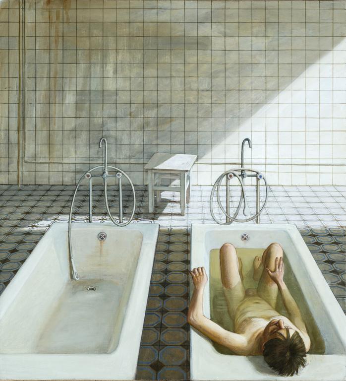 I bathroom