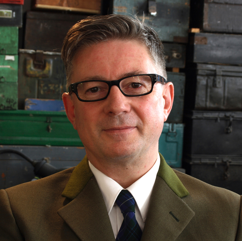 Graham rawle portrait