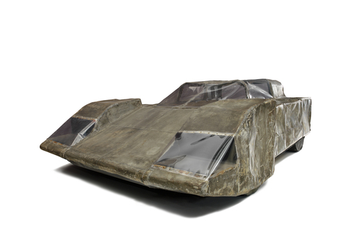 Panamarenko  prova car  1967  collectie m hka