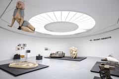 2014 exhibition view panamarenko universum m hkaphoto clinckx