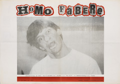 1981 homo fabere poster lh 001