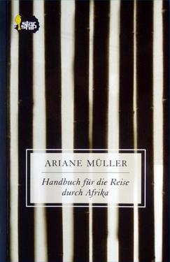 Ariane handbuch auf blau