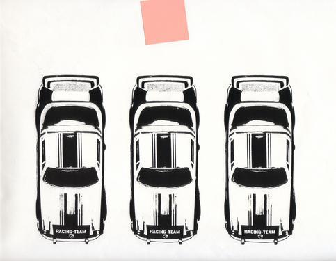 1983 automatic art project affiche detail