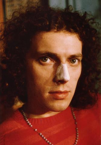 1974 zelfportret met neus