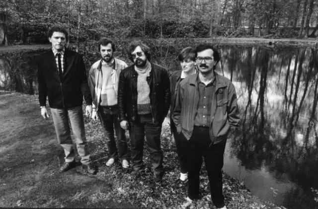 1985 foto roelandt  heremans  van aert  verlinden  holthof middelheim