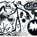 A.r. penck  was ist gravitation i  1984  van abbemuseum
