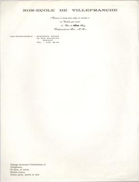 75. non %c3%a9cole de villefranche  1965 67