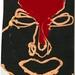 1998  gezicht. 1 13 5 x 25 5 cm kopie