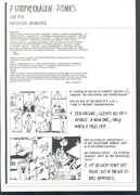 7 stripverhalen hersens