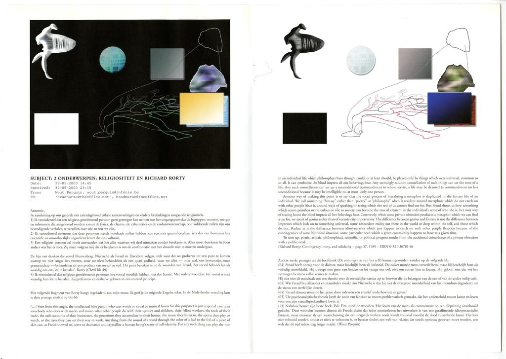 Graphic Design Muur : Amvk