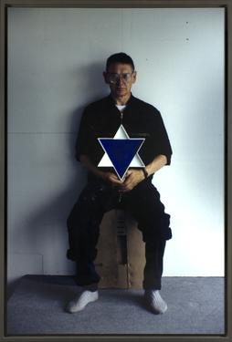 Jef geys zwarte overall  1991photo m hkacc