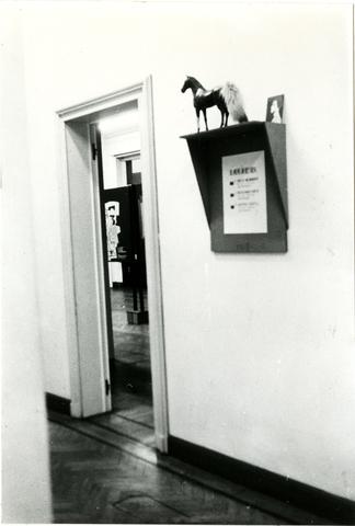 Installatiebeeld de mens in het dier gent 1 kl