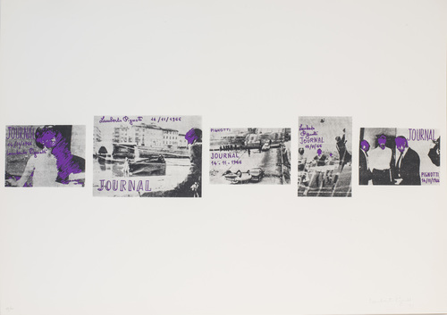 Lamberto pignotti poesia visiva 1975 m hka  5