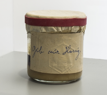 Joseph beuys %e2%80%93 groeten van de euraziaat  photo m hka 18 42