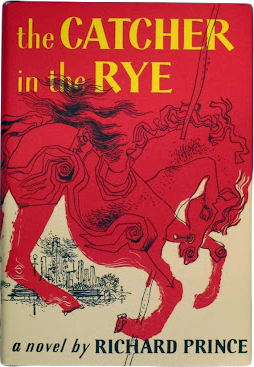 Catcher in the rye richard prince