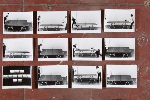 Ping pong 1972