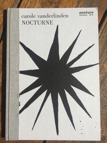 Cover carole vanderlinden nocturne 2013