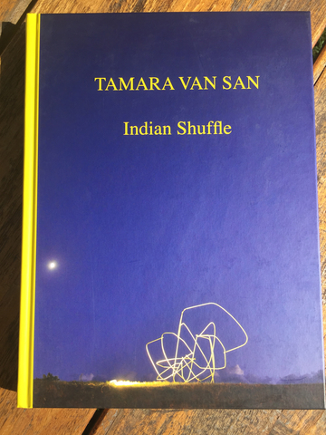 Cover tamara van san indian shuffle 2014