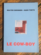 Cover walter swennen le cow boy 1997